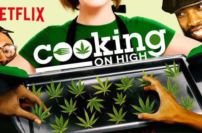 O Masterchef Canábico. Por que a Netflix investe em culinária canábica